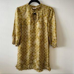 ORIGINAL PENGUIN NWOT silk shift dress